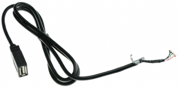 Kenwood DDX512 DDX-512 DDX 512 USB Lead Cord Plug Cable Genuine spare part